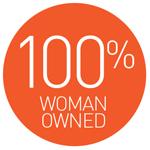100 percent woman